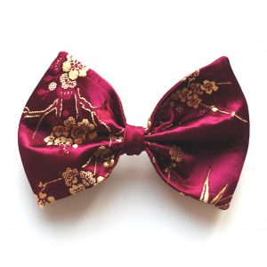 hair-bow-chinese-silk