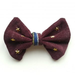 hair-bow-purple-stars