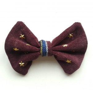 hair-bow-purple-stars