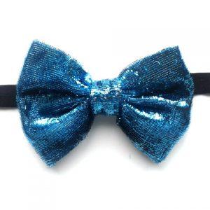 Blue Lagoon bow tie