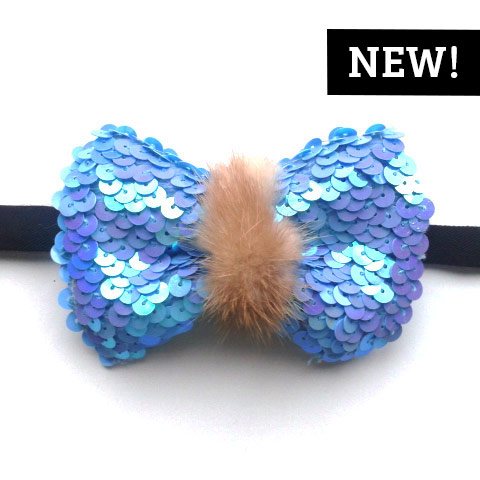 su wen mermaid bow tie